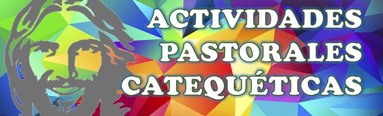 Actividades catequéticas del curso 2019-2020