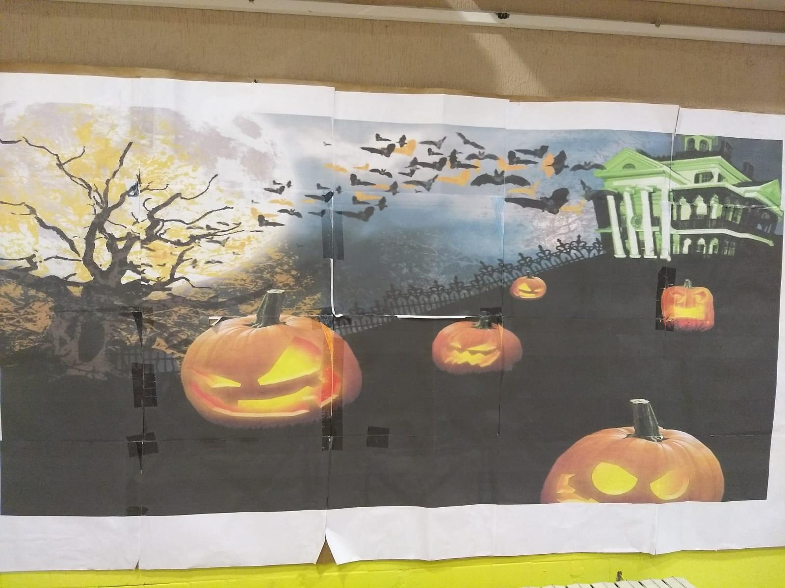 PRIMARIA: It's Halloween!