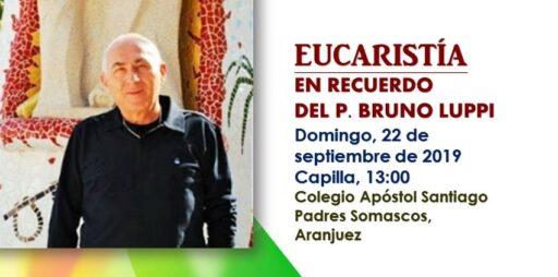 Eucaristía en recuerdo del P. Bruno Luppi