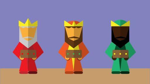 AVOS.- Reyes Magos, entrega de juguetes