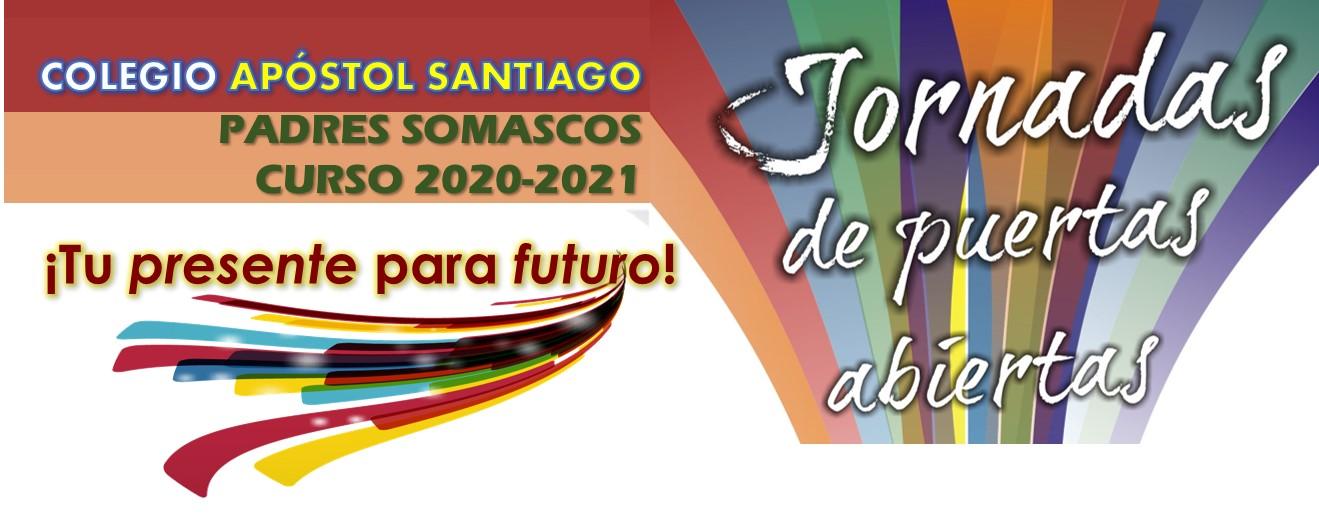 Jornadas de puertas abiertas curso 2020/2021, ¡bienvenidos!