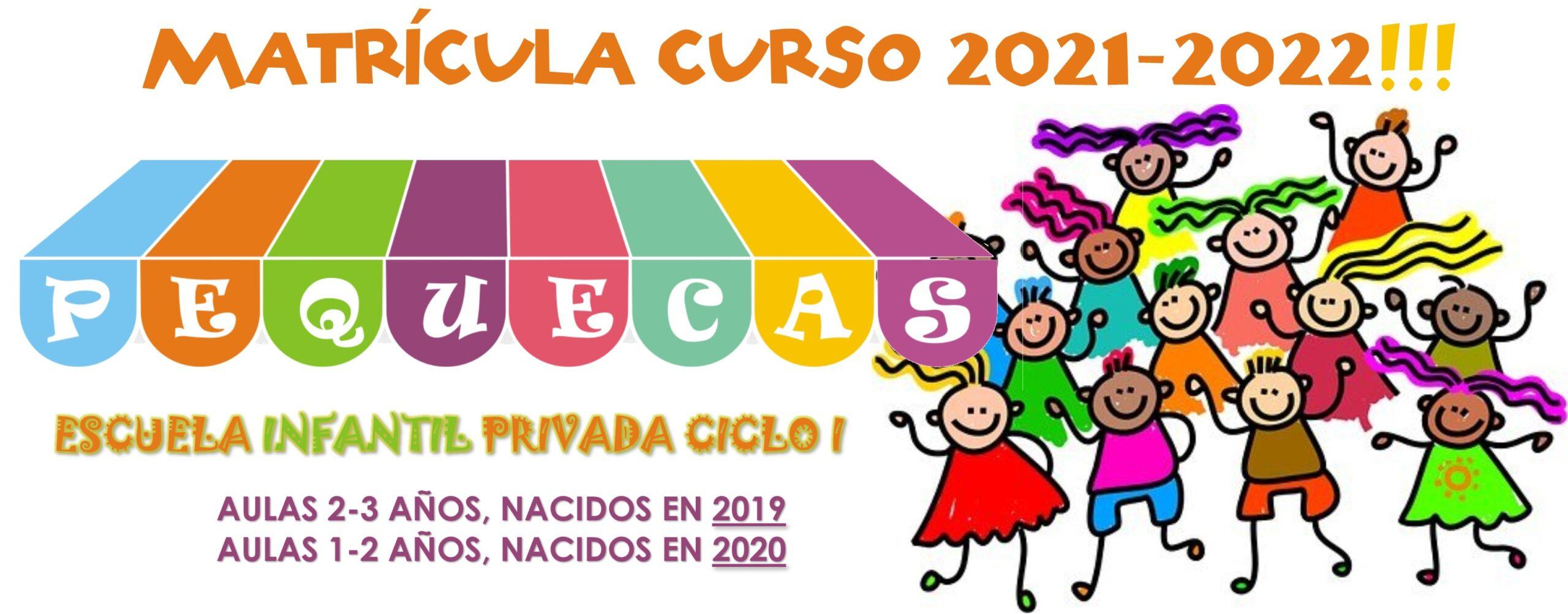 Se abre el plazo para PEQUECAS 2021-2022