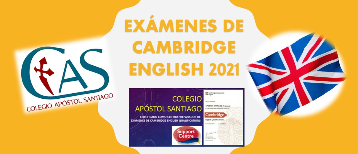 Exámenes de Cambridge English 2021, ¿te apuntas?