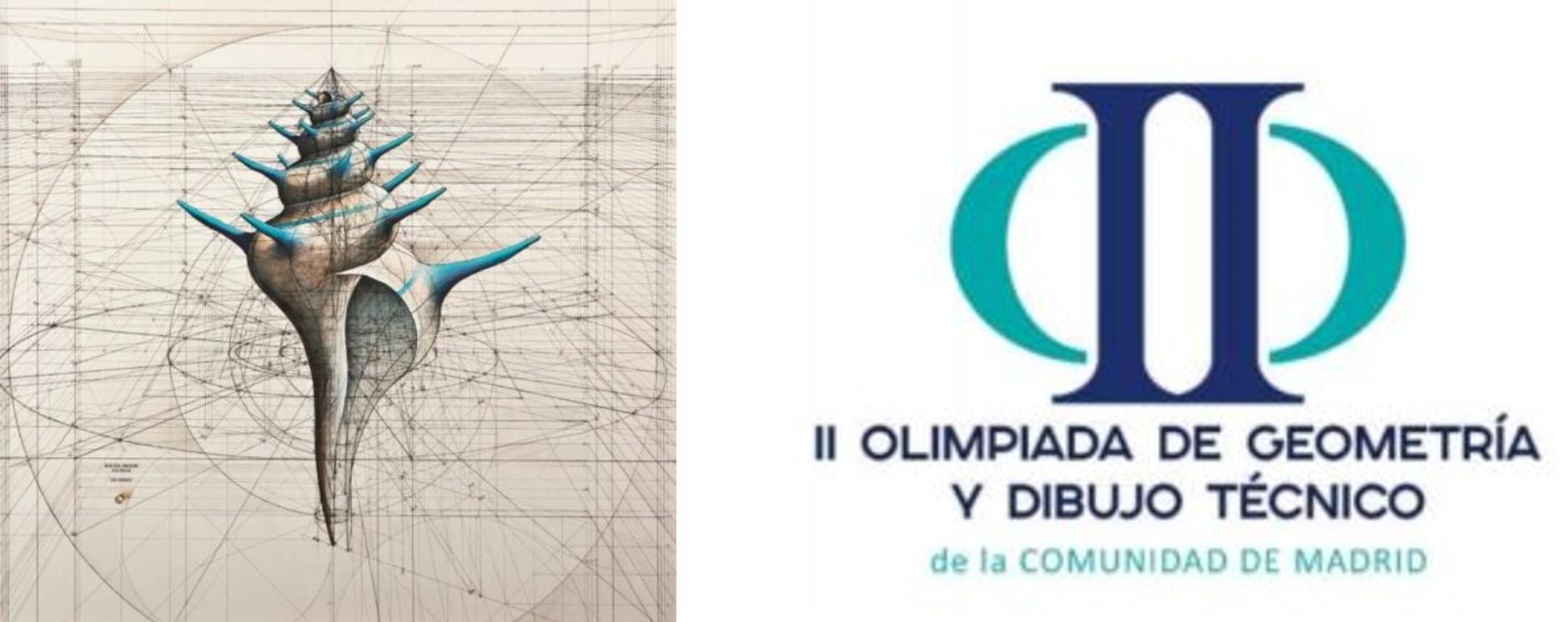 Bachillerato: II Olimpiada de Geometría y Dibujo Técnico de la Comunidad de Madrid