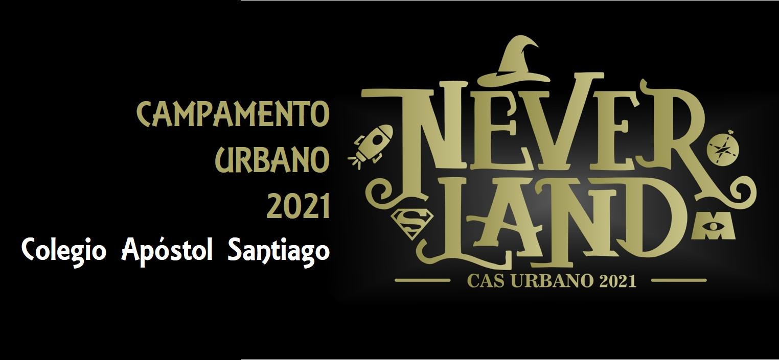 """Campamento Urbano CAS 2021, """"Neverland"""". ¿Te apuntas?"""