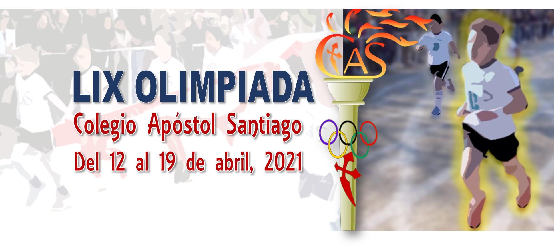 LIX Olimpiada del Colegio Apóstol Santiago