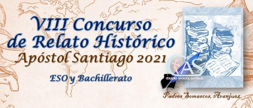 VIII Concurso de Relato Histórico Apóstol Santiago