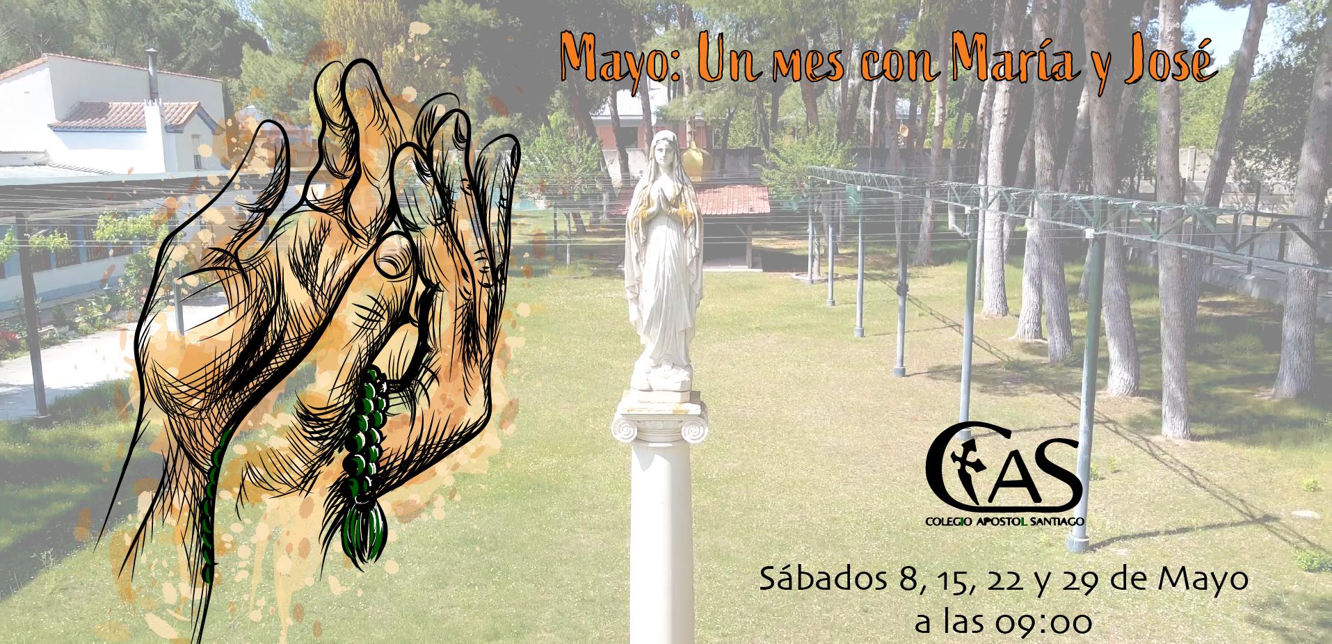 Mayo: un mes con María y José