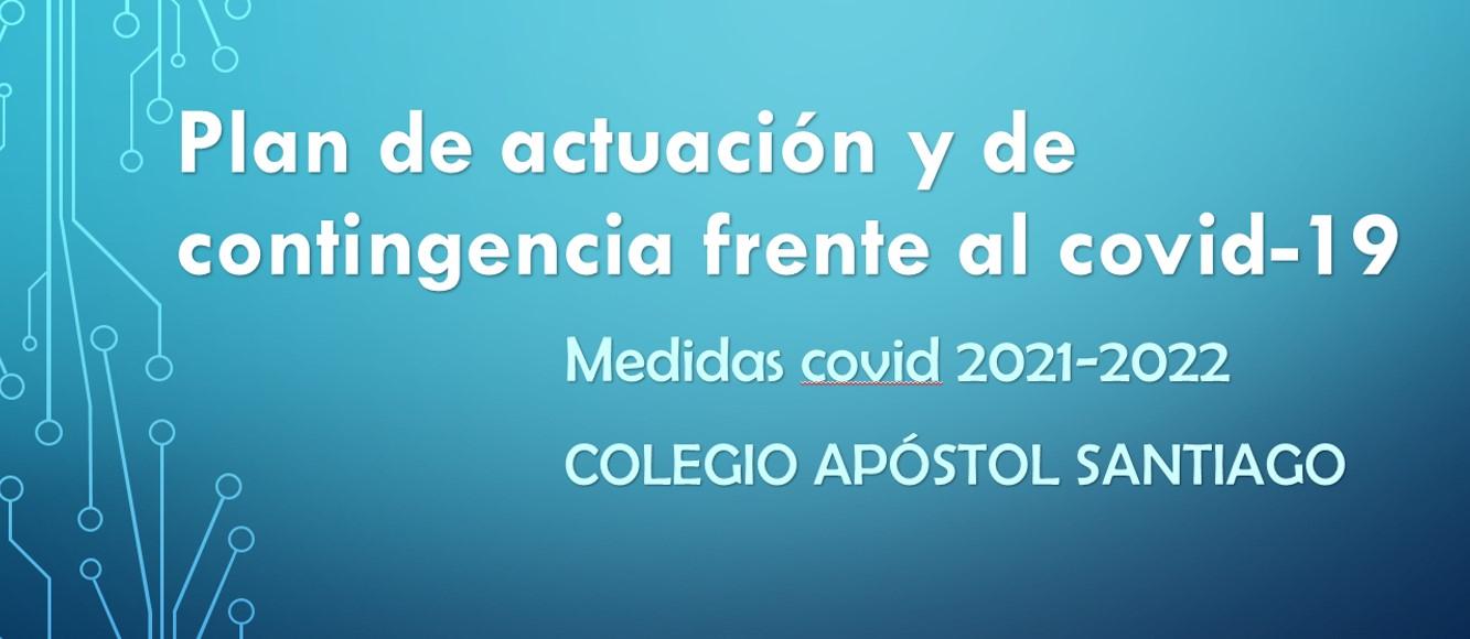 Plan de Actuación y de Contingencia frente al COVID-19