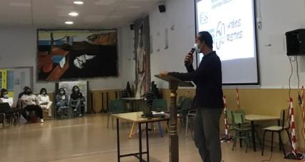 El profesorado del centro sigue formándose en la pedagogía somasca