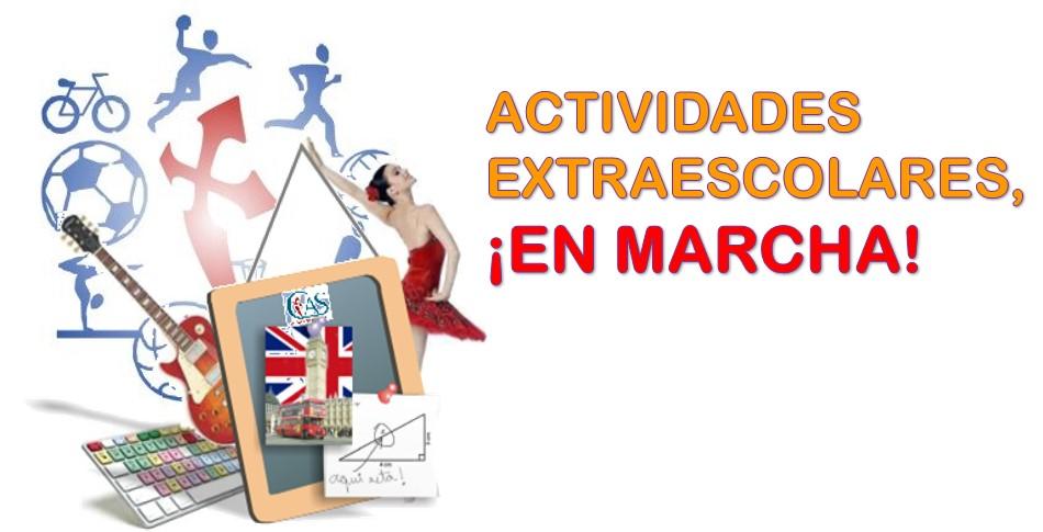 ACTIVIDADES EXTRAESCOLARES 2021-2022